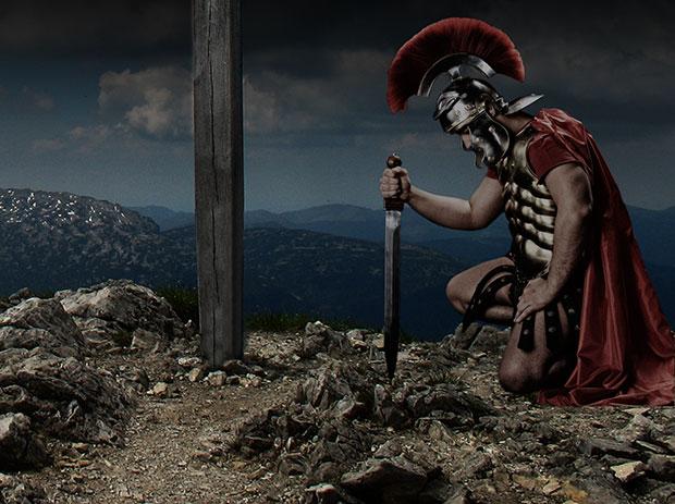 CenturionAtCross