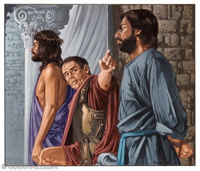 Jesus or Barrabas