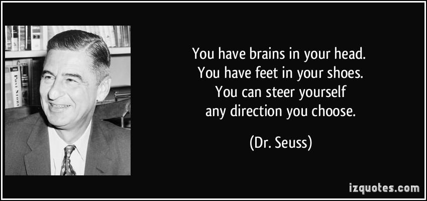 dr. suess---brains & feet