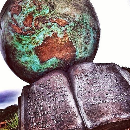 earth & Bible