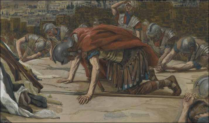 centurion confession