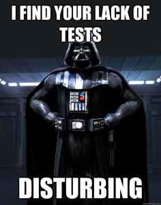 Vader Test