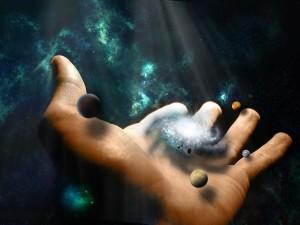 Jesus universe