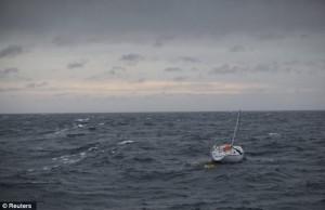 boat drifting